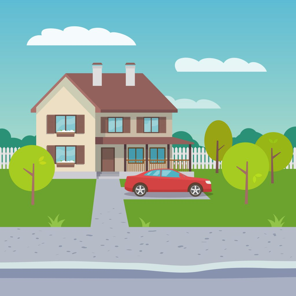 buying a house with co-signers